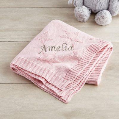 Baby blankets/shawls